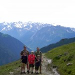 Hiking in Verbier, Switzerland is beyond beautiful