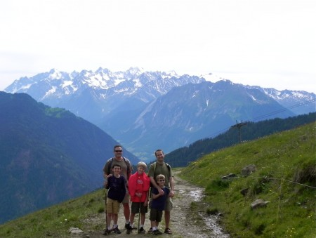 Best of Switzerland: Hiking in Verbier