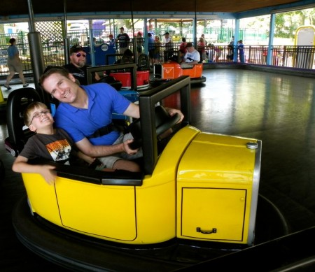Fun things for kids to do: Dutch Wonderland