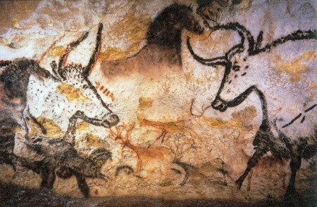 The Lascaux cave paintings are 15,000 years old