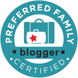 Preferred Family Certified blogger badge
