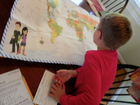 Figuring out where in the world we want to go