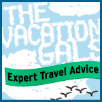 The Vacation Gals logo