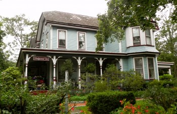Wedgwood Inn New Hope Pennsylvania