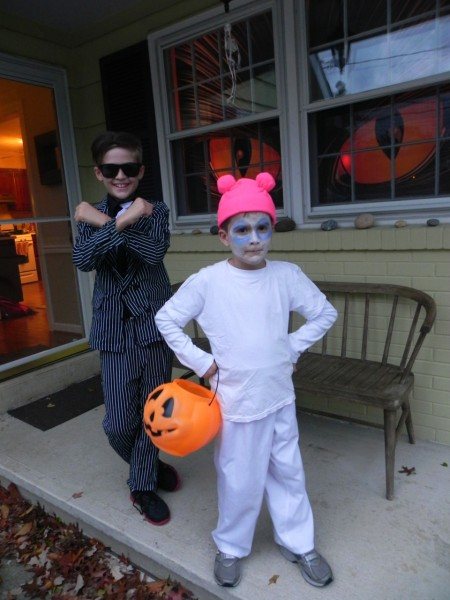 Halloween 2012: Gangnam Style and Meap