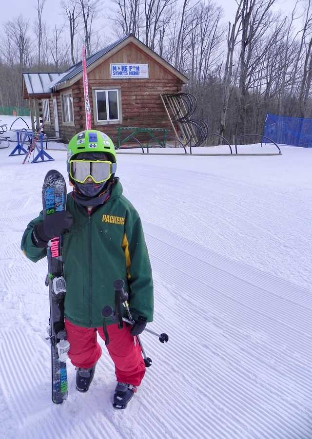 Back to Ski Week  Tips for getting kids geared up for the ski season ... 76c1a8db8