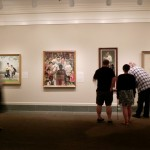 Gallery at the Norman Rockwell Museum