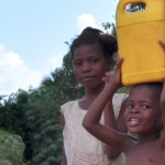 Let's build some wells in Haiti with Water.org and Passports with Purpose