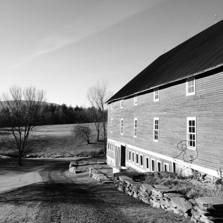 Skinner Barn near Sugarbush, Vermont