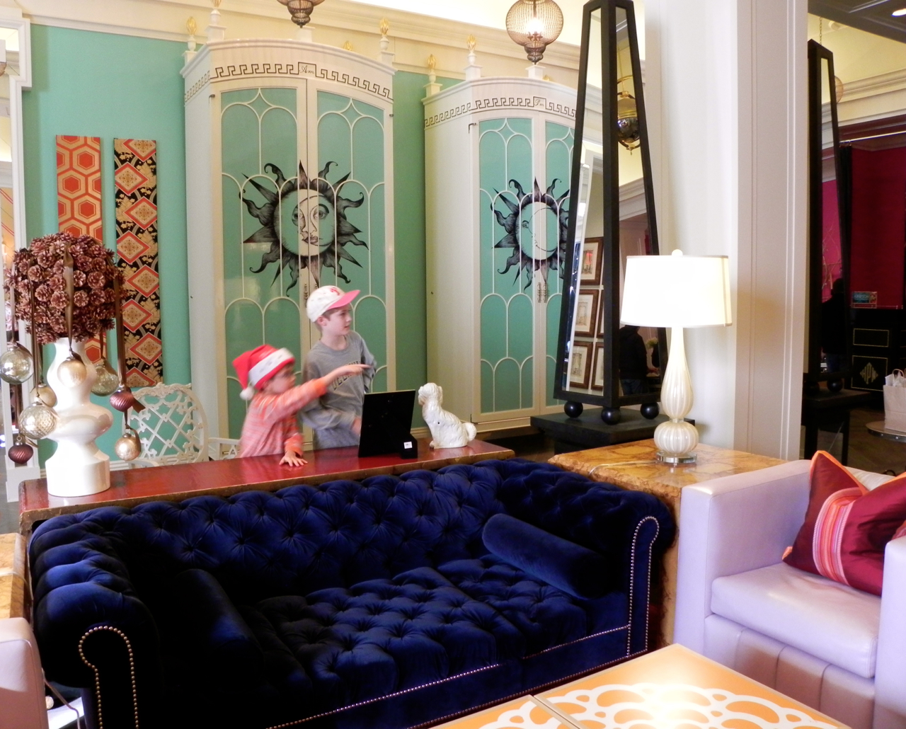 Philadelphia Family Travel Luxury And Fun At The Hotel Monaco