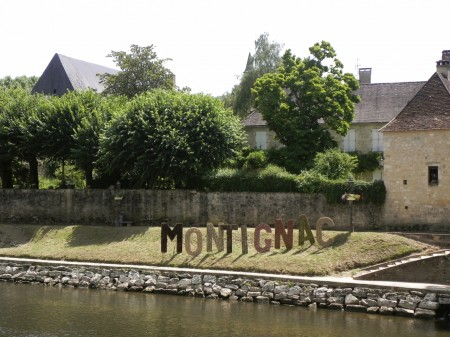 Montignac is actually very charming, and has a river running right through the center where you can kayak or canoe.