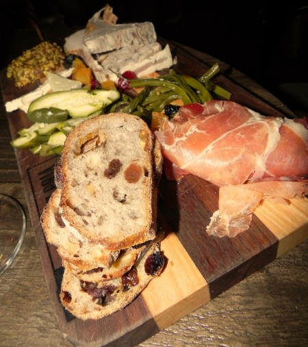 Red Owl Tavern charcuterie