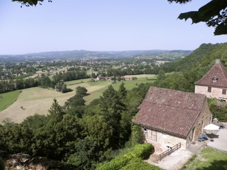 The Dordogne region in France is postcard pretty.