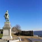A visit to Jamestown with kids