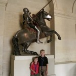 Paris with kids: Invalides