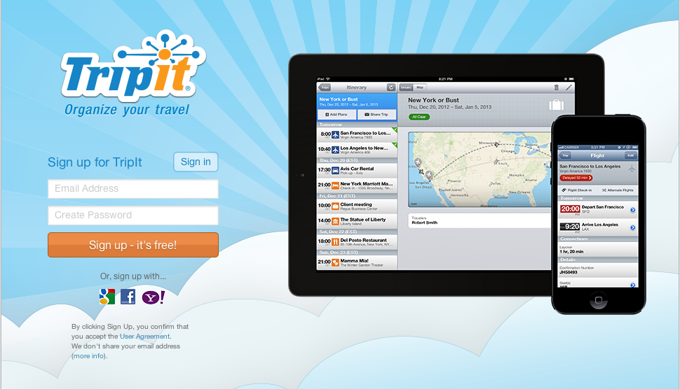 Why TripIt is my top app for family travel