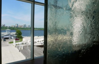 A view of Milwaukee from Discovery World