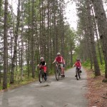 Why I love biking with kids