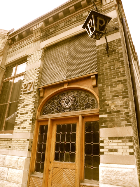 Best Place is housed in the Pabst Brewery's former offices