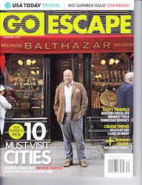 USA Today Go Escape Summer 2013
