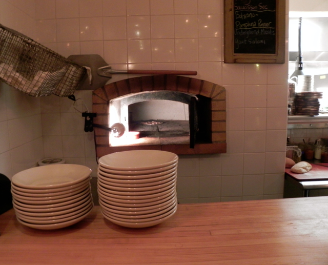 You can watch your food being prepared while you eat at Braise in Milwaukee