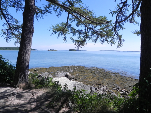 Mackworth Island is a magical spot in Falmouth, Maine