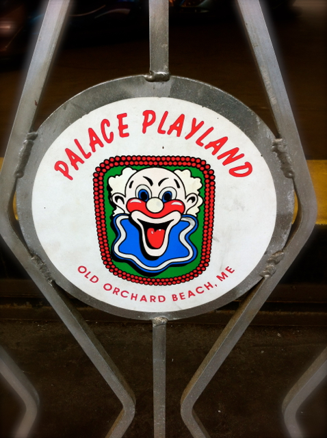 Palace Playland is an old-school amusement park in Old Orchard Beach, Maine