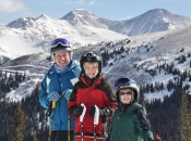 Keystone family ski vacation