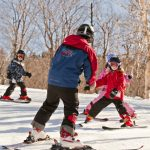 First-time skiing families: Head to Smuggs