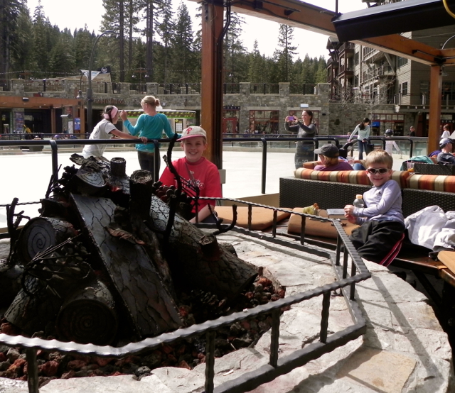 Northstar at Tahoe cabana
