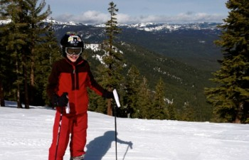 Northstar at Tahoe ski resort