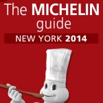 Eating out with kids in New York City using the Michelin Red Guide