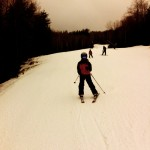 Skiing Snowshoe Mountain Resort