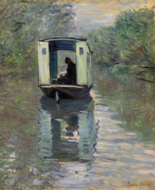The Barnes Foundation Monet