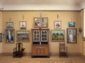 Barnes Foundation ensemble
