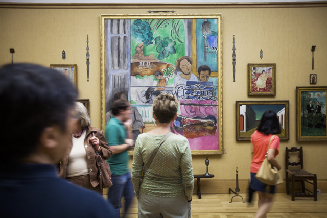 The Barnes Foundation collection