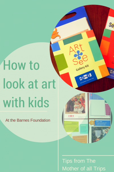 Seeing art at The Barnes Foundation