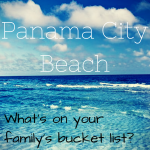 Planning a Panama City Beach family vacation