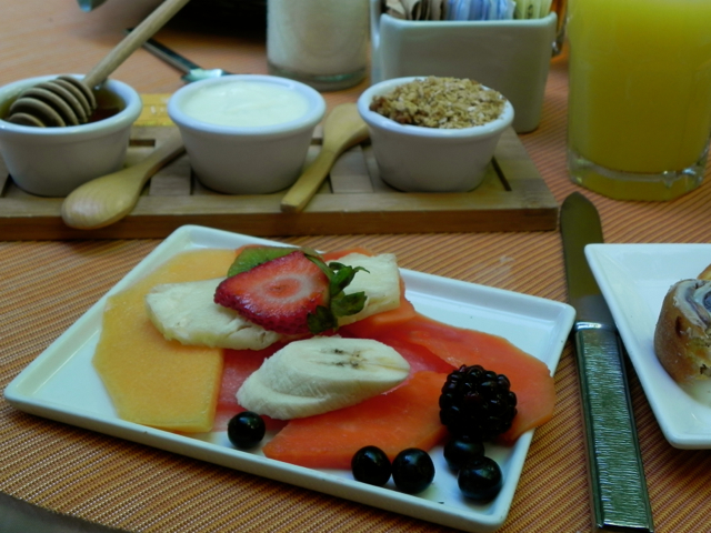 Imprevist breakfast Housetrip Playa del Carmen