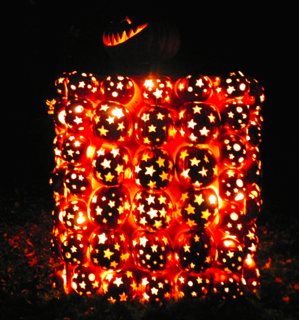 Jack O'Lantern Blaze jack-in-the-box