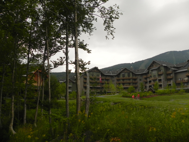 Stowe Mountain Lodge Vermont