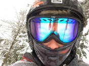 Magic Mountain Vermont skier