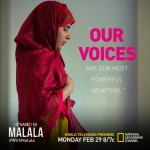 "Watch ""He Named Me Malala"" on the National Geographic Channel"