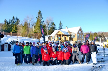 Taming the wild (skiing) woman within: Women on SnoW Camp at Stratton Mountain Resort