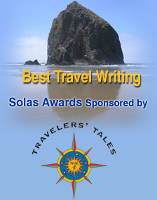2016 Solas Award Best Travel Writing