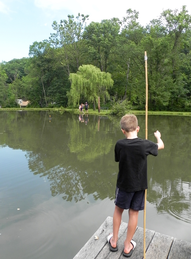 Capon Springs Resort Fishing