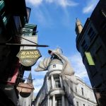 Dragon Diagon Alley Universal Orlando