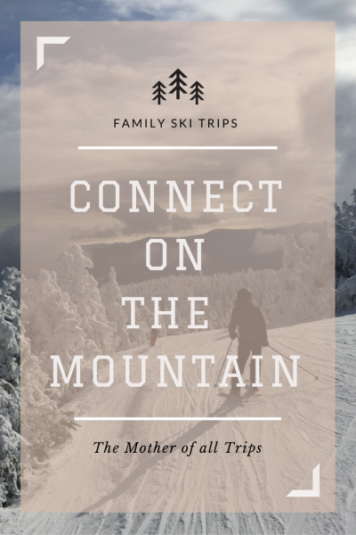 Family ski vacations