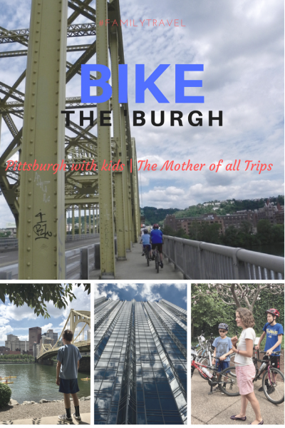 Biking the Burgh