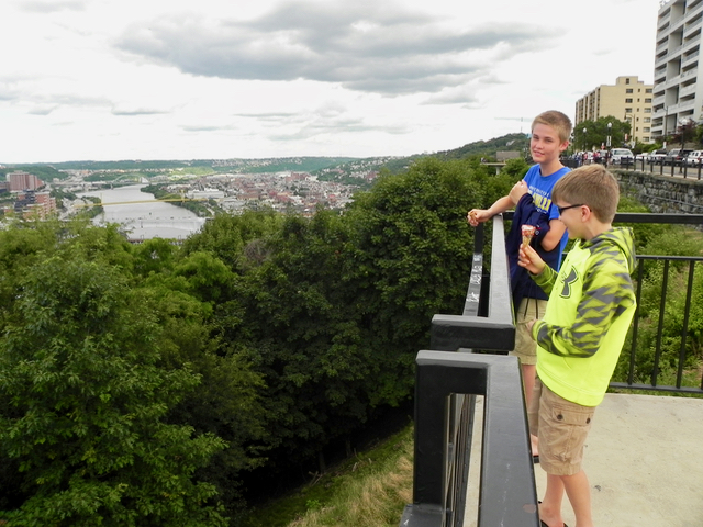 Pittsburgh with kids | The Mother of all Trips | Family travel inspiration